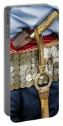 Argentina Gaucho Coin Belt Portable Battery Charger