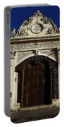 Argentinian Door Decor 3 Portable Battery Charger