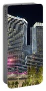 Aria Light - Aria Resort And Casino At Citycenter In Las Vegas Portable Battery Charger