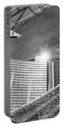 Aria Sun - Aria Resort And Casino At Citycenter In Las Vegas Portable Battery Charger