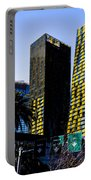 Aria Towers Portable Battery Charger