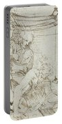 Aristotle And Phyllis Portable Battery Charger