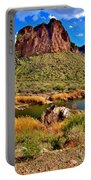 Arizona At Its' Best Portable Battery Charger