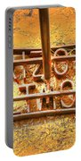 Arizona Biltmore Cattle Brand Portable Battery Charger