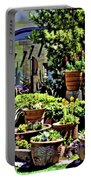 Tucson Garden Portable Battery Charger