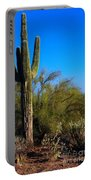 Arizona Saguaro Portable Battery Charger