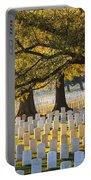 Arlington National Cemetery Washington Dc Portable Battery Charger