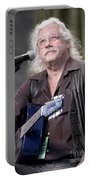 Arlo Guthrie Portable Battery Charger