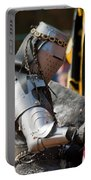 Armored Joust Knight Portable Battery Charger