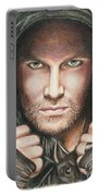 Arrow/ Stephen Amell Portable Battery Charger
