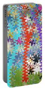 Art Abstract Background 14 Portable Battery Charger