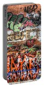 Art Alley Portable Battery Charger