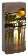 Art At Night Portable Battery Charger