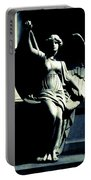 Art Deco Angel Portable Battery Charger