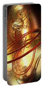 Art In Motion 2 Portable Battery Charger