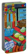 Art In The Kitchen Portable Battery Charger