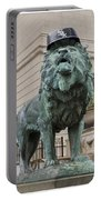 Art Institute Lion Portable Battery Charger