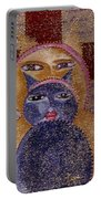Art Picasso Cats Portable Battery Charger