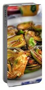 Artichokes Portable Battery Charger