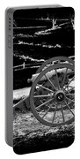 Artillery At Gettysburg Portable Battery Charger