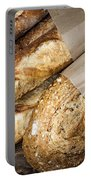 Artisan Bread Portable Battery Charger