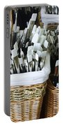 Artist Brushes Portable Battery Charger