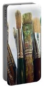 Artist Paintbrushes Portable Battery Charger