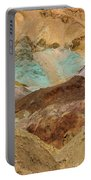 Artist's Paint Palette Abstract Portable Battery Charger