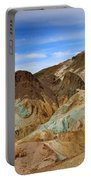 Artists Palette Death Valley National Park Portable Battery Charger