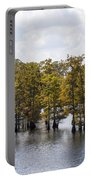 As The Seasons Change Portable Battery Charger
