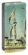 Asbury Park Convention Hall Ship Portable Battery Charger
