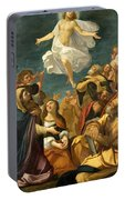 Ascension Of Christ Portable Battery Charger