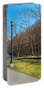 Ashuelot River In Hinsdale Portable Battery Charger