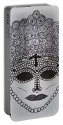 Dark Ancient Eyes  Portable Battery Charger