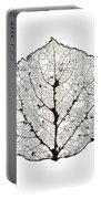 Aspen Leaf Skeleton 1 Portable Battery Charger