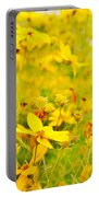 Aspen Sunflower Portable Battery Charger