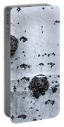 Aspen Tree Closeup Portable Battery Charger