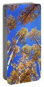Aspen Tree Tops Portable Battery Charger