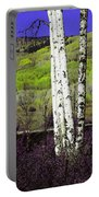 Aspens 4 Portable Battery Charger