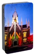 Assembly Hall Slc Temple Portable Battery Charger