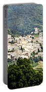 Assisi Italy - Medieval Hilltop City Portable Battery Charger