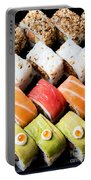 Assortment Of Sushi Portable Battery Charger