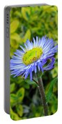 Aster Daisy Portable Battery Charger