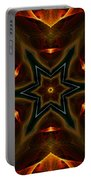 Asteroid Impact Portable Battery Charger