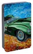 Aston Martin Dbr1 Portable Battery Charger