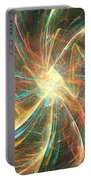 Astral Flower Portable Battery Charger