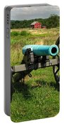 At Gettysburg Portable Battery Charger