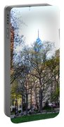 At Rittenhouse Square Portable Battery Charger