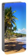 At The Beach Palmas Del Mar Portable Battery Charger