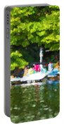 At The Cottage Dock Portable Battery Charger